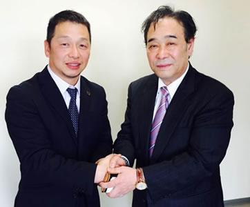 日進産業 石子社長